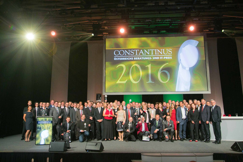 Österreichs großer Beratungs- und IT-Preis 2016