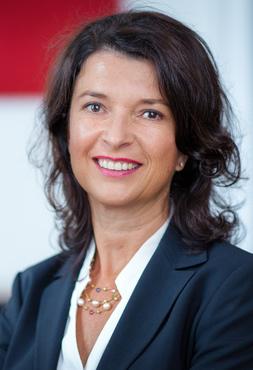Susanne Höllinger ist Constantinus-Ehrenpräsidentin 2018