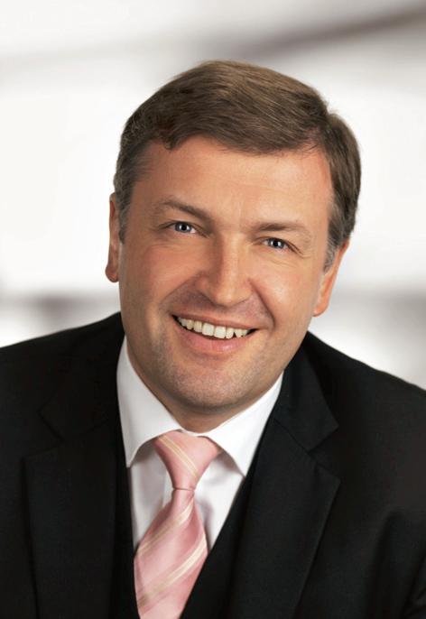Klaus Schierhackl ist Constantinus-Ehrenpräsident 2010 & 2011