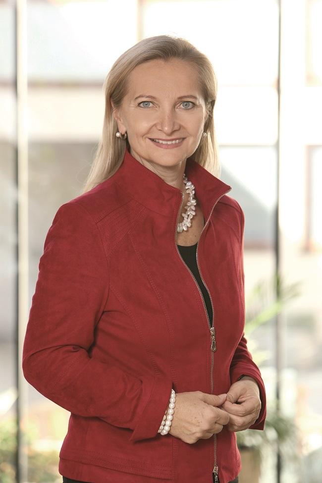 Ulrike Rabmer-Koller ist Constantinus-Ehrenpräsidentin 2017