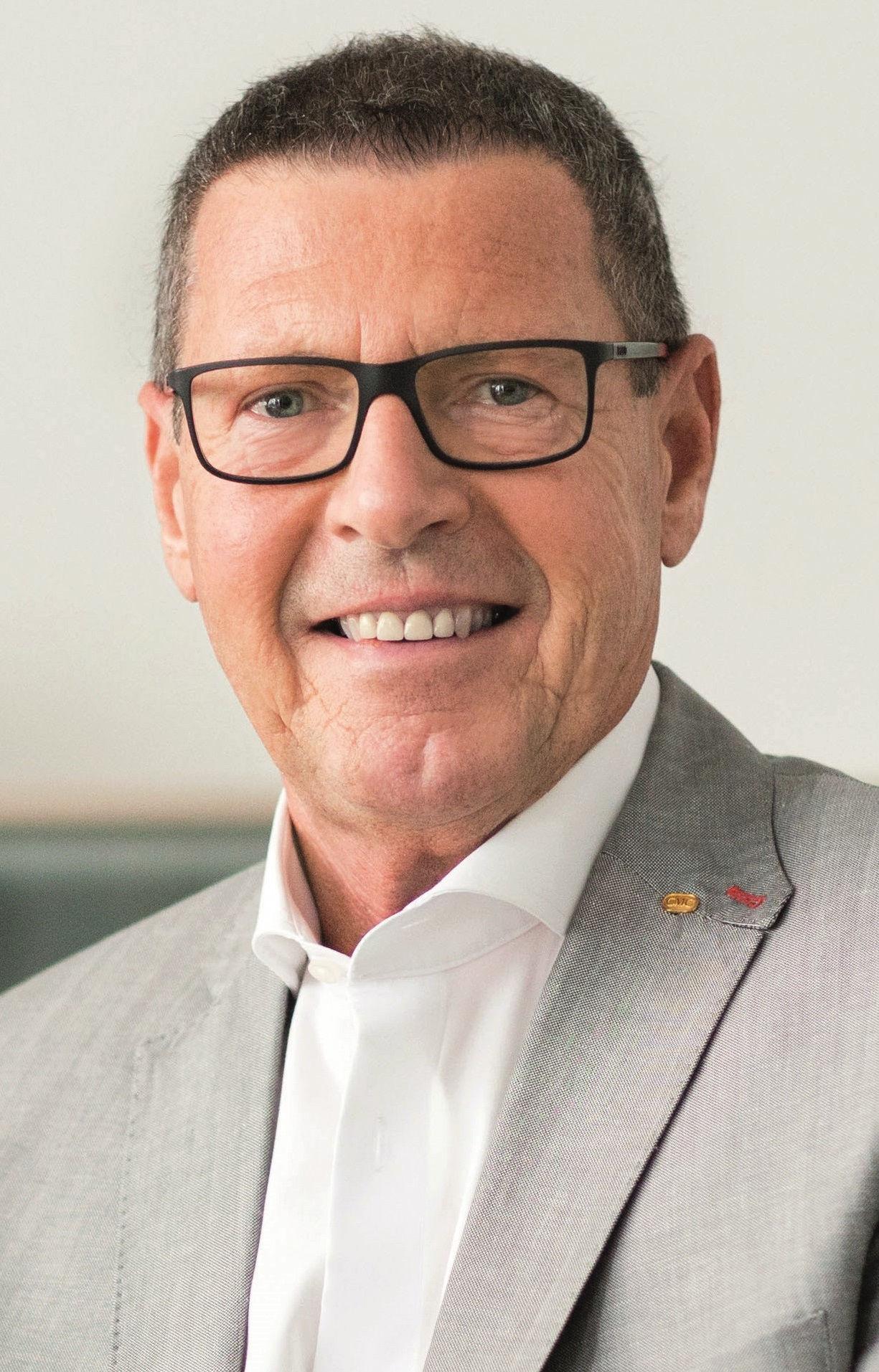 Prof. Dipl.Oec. Alfons H. Helmel - Geschäftsführer UBIT-Akademie incite
