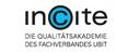 incite - die Qualitätsakademie des Fachverbandes UBIT