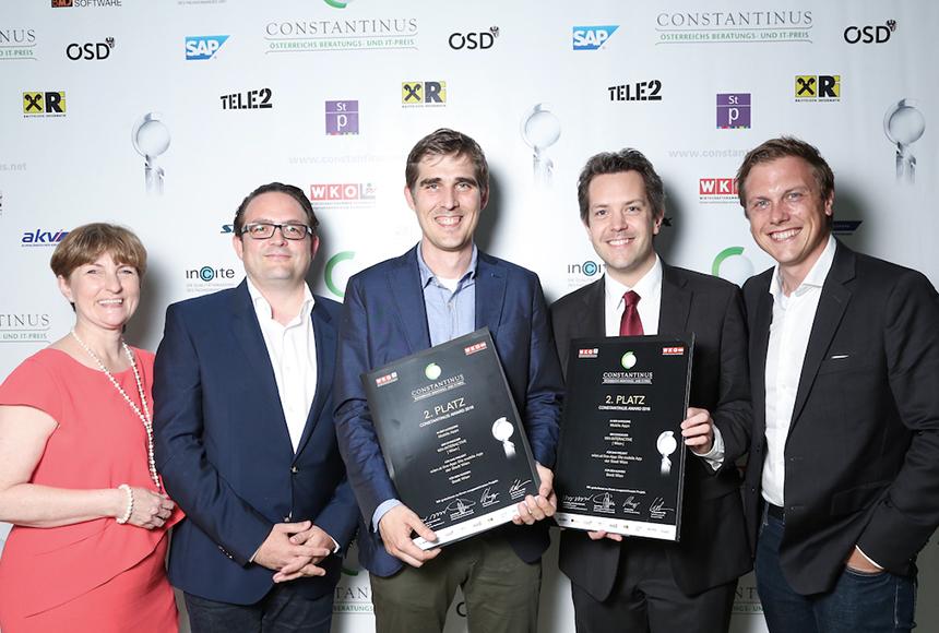 Die Sieger des Projekte wien.at live-App Die mobile App der Stadt Wien